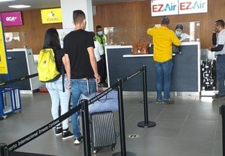 EZ Air verbindt Aruba weer met Colombia