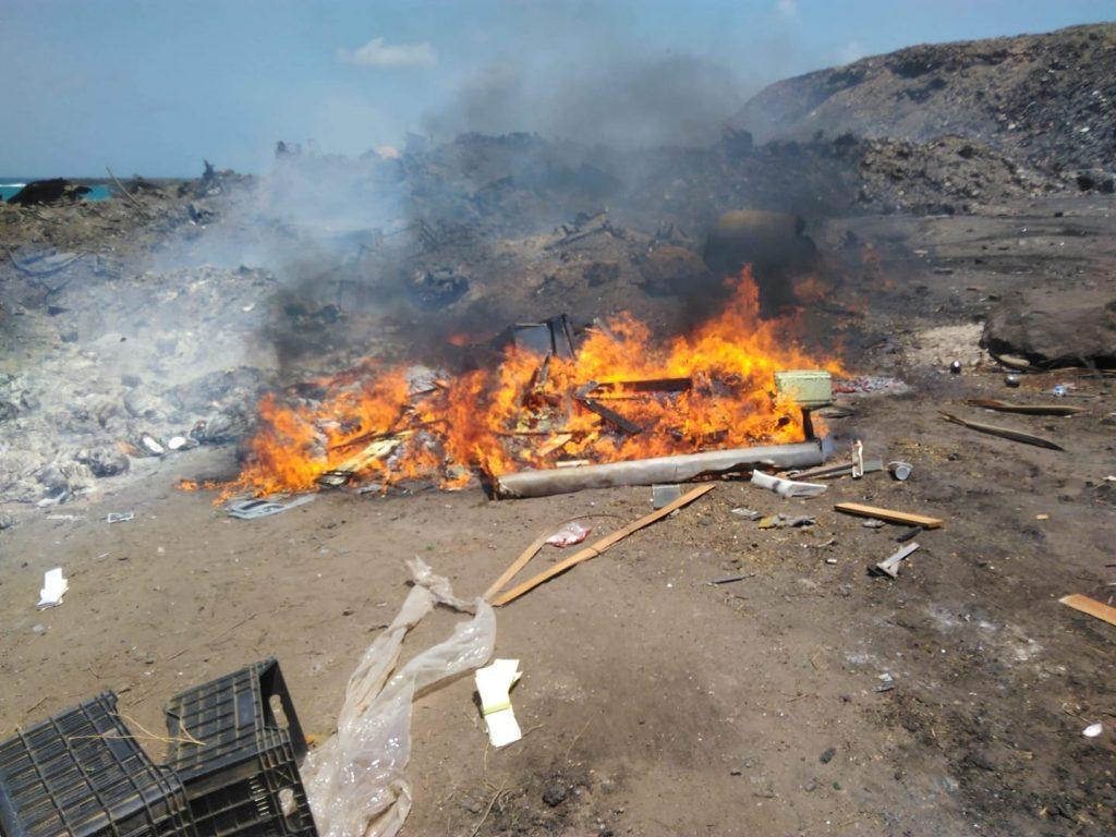 'Aruba schiet drastisch te kort in gezond afvalbeheer'