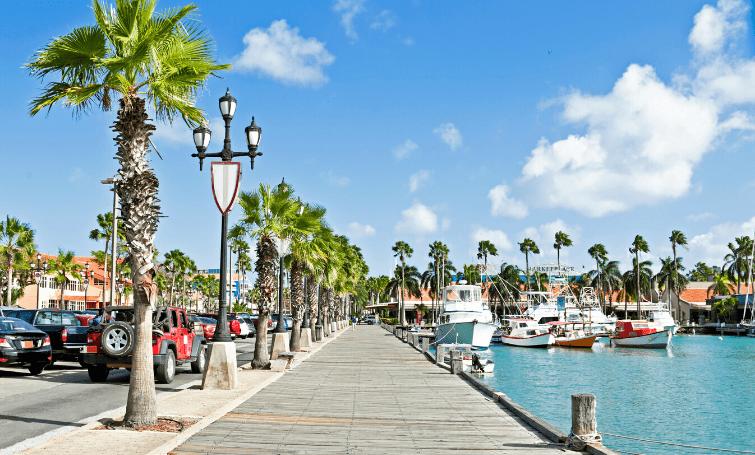 Testverplichting voor reizigers naar Aruba blijft