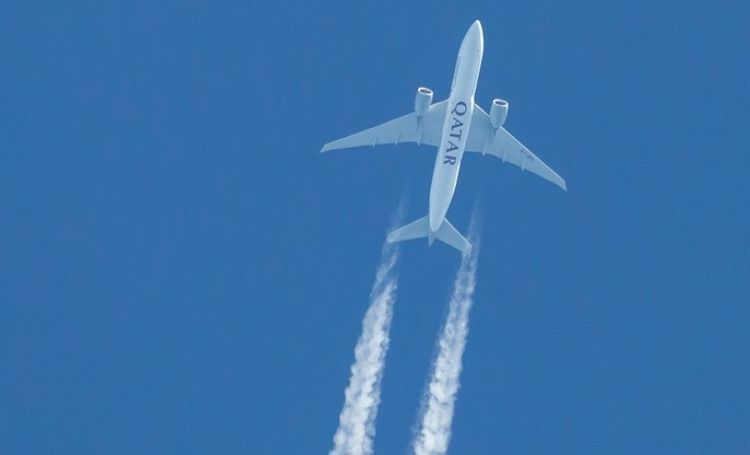 Qatar Airways via JetBlue naar Aruba