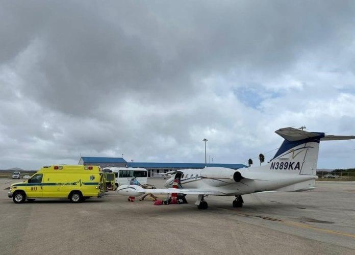 Curaçaose patiënten weer naar huis