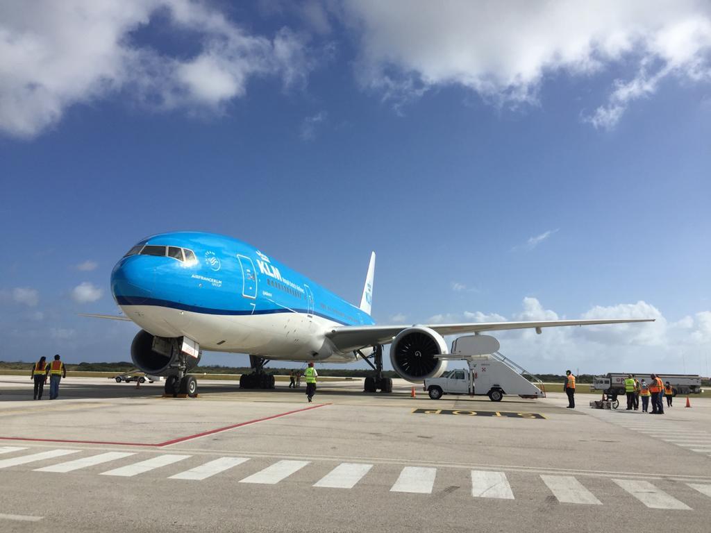 KLM Holidays biedt vanaf vandaag pakketreizen naar Aruba aan