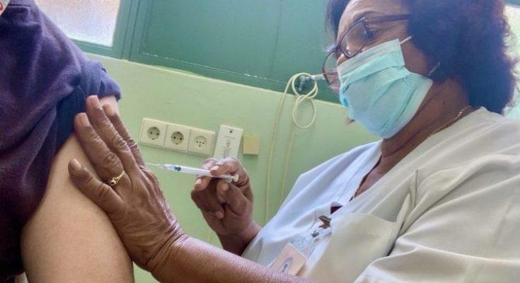 Overzicht gevaccineerden op Curaçao, Bonaire en Aruba