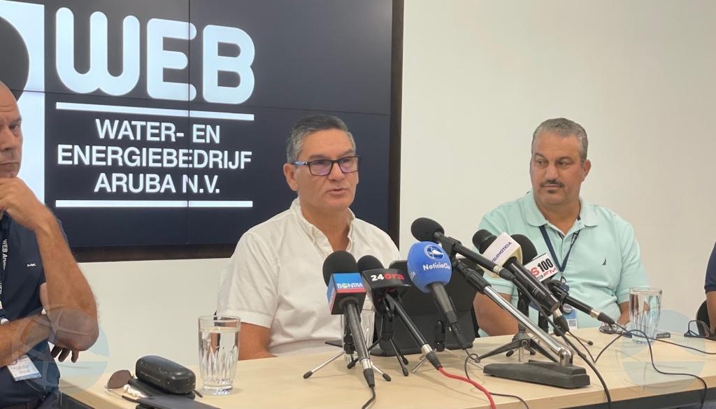 Stroomproblemen Aruba weer opgelost
