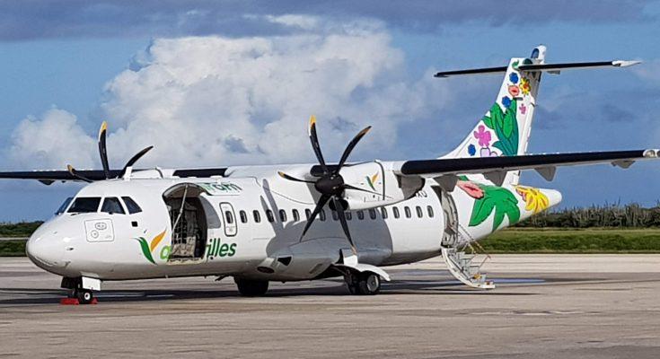 ABC vluchten Winair in gevaar door 'grounding' Air Antilles